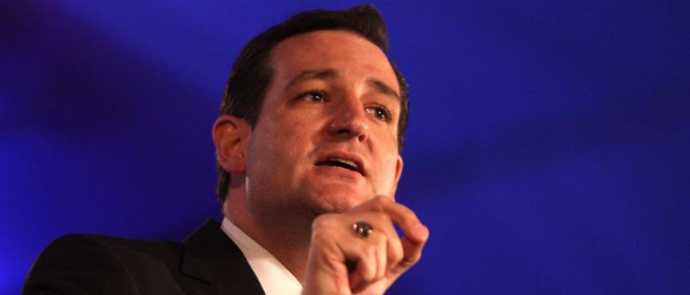 Republican Sen. Ted Cruz of Texas