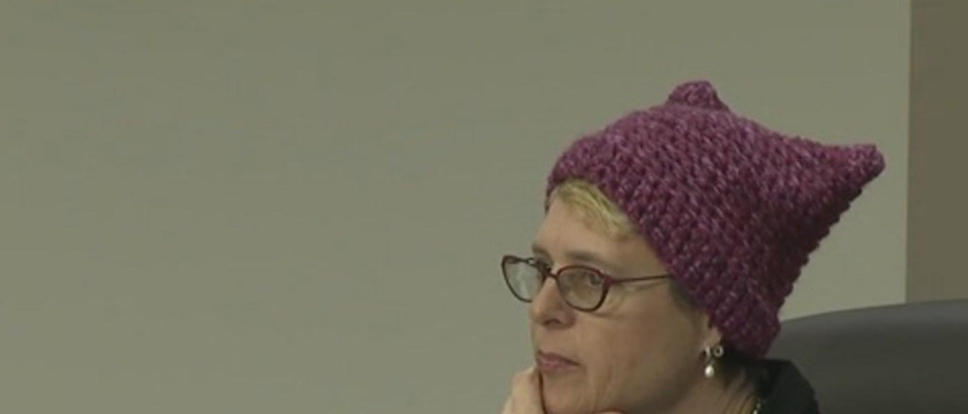 Travis County Judge Sarah Eckhart