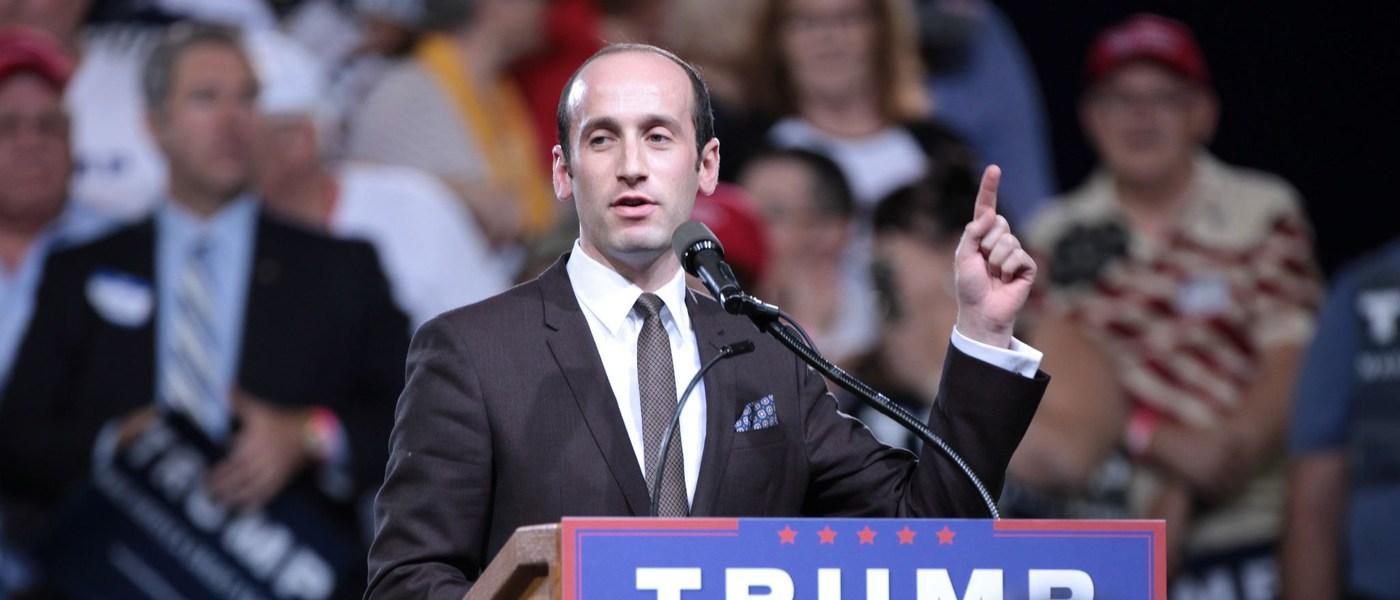 White House Adviser Stephen Miller