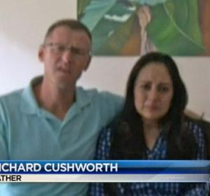Richard Cushworth and Mercedes Casanella