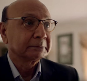 Khizr Khan speaks about his son in new Hillary Clinton ad