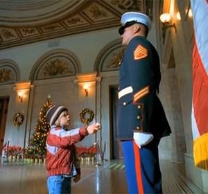 Marine and Boy