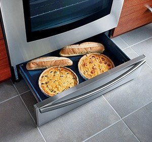 Oven drawer
