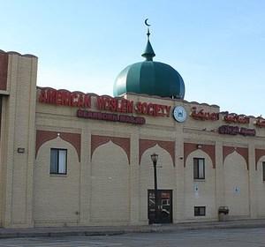 A mosque in Dearborn, Michigan.