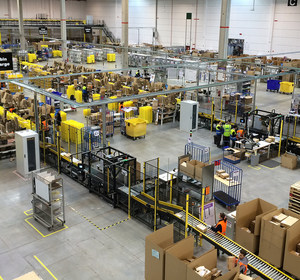 Amazon storeroom