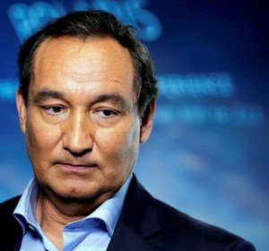 United Airlines Chief Executive Officer, Oscar Munoz. REUTERS/Lucas Jackson