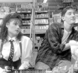 Lisa Spoonauer in 'Clerks'