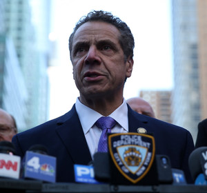 Andrew Cuomo. REUTERS/Amr Alfiky