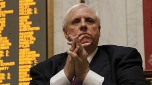 Republican Gov. Jim Justice of West Virginia