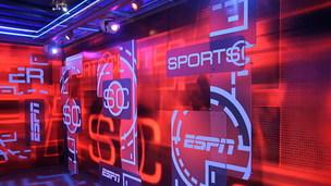 ESPN's SportCenter studio