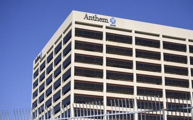 Anthem office building in Los Angeles. REUTERS/Gus Ruelas