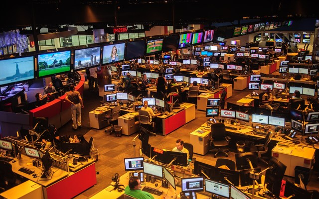 CNN News Room