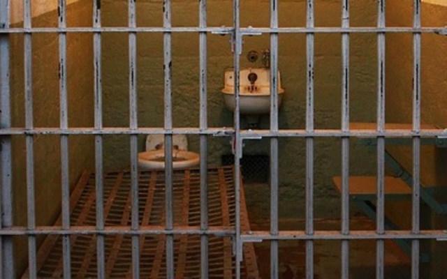 Prison cell