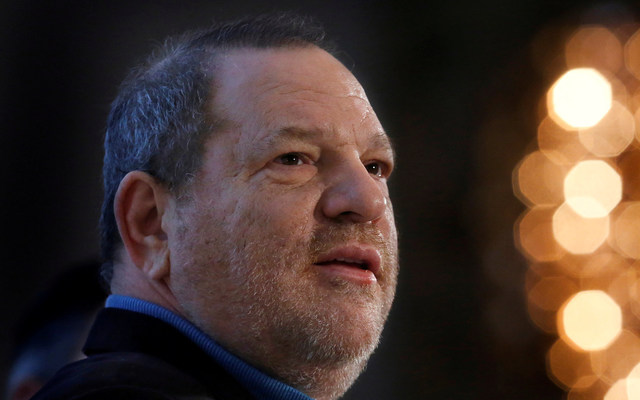 Harvey Weinstein speaks at the UBS 40th Annual Global Media and Communications Conference in New York, NY, U.S. on December 5, 2012. REUTERS/Carlo Allegri/File Photo