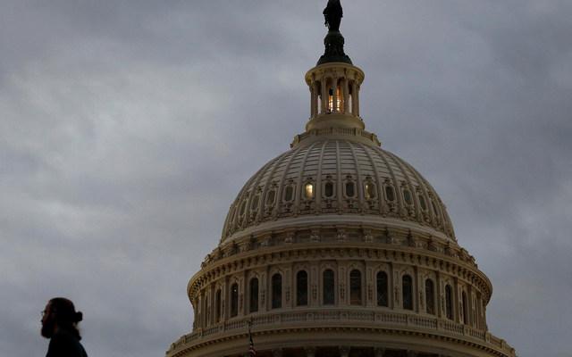The U.S. Capitol building. REUTERS/Joshua Roberts