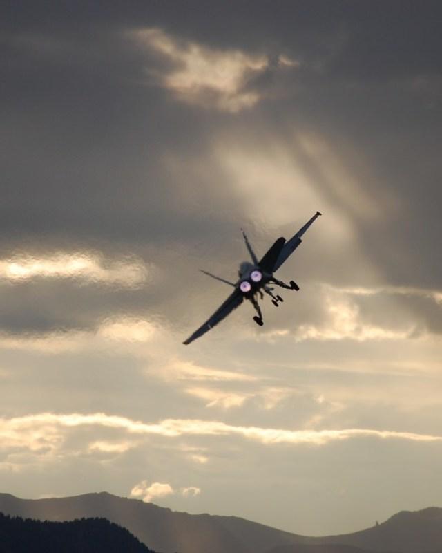 F/A-18 Superhornet