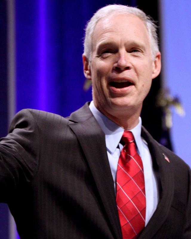 Republican Sen. Ron Johnson of Wisconsin