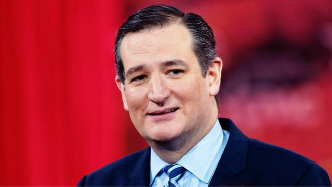 Ted Cruz speaking at CPAC 2015