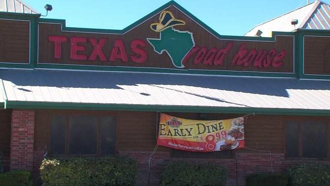 Texas Roadhouse in Odessa