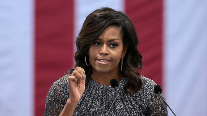 Michelle Obama Pledges Her Support For Donald Trump