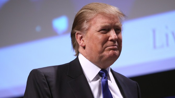 Trump tells CNN reporter during presser
