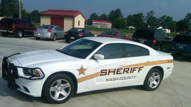 Nash County patrol car
