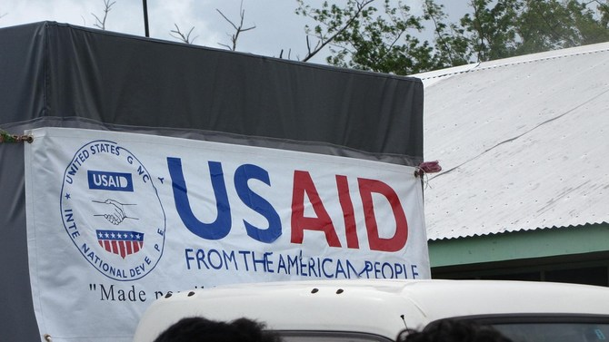 USAID Banner