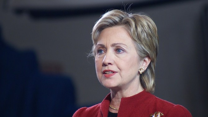 Hillary Clinton: persevering, she would have a new project