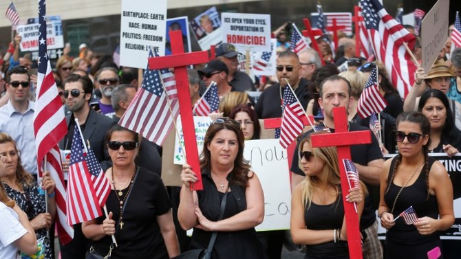 Federal Judge Halts Deportation of Dozens of Iraqi Christians