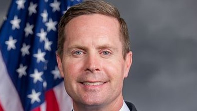 Republican Rep. Rodney Davis of Illinois
