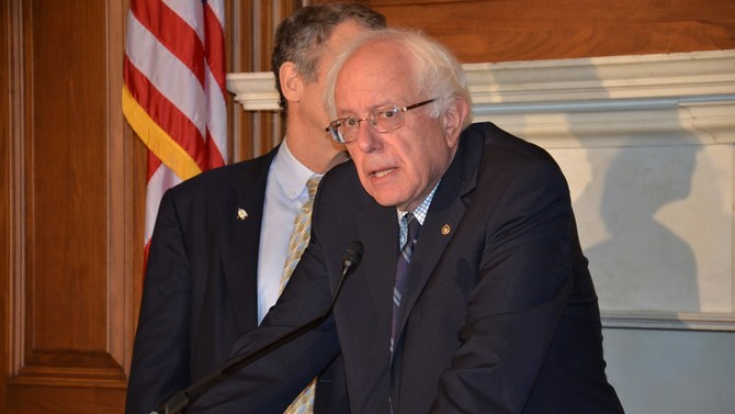 Bernie Sanders Says 2020 Presidential Bid Not Off The Table