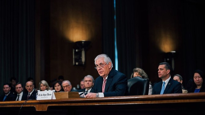 State Department: Tillerson Not Resigning, 'Just Taking a Little Time Off'