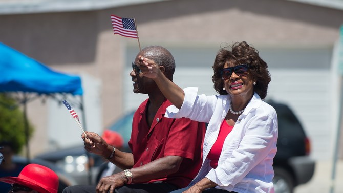 Democratic Rep. Maxine Waters of California