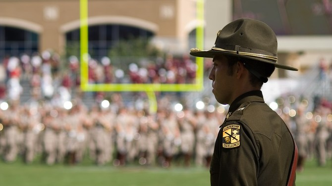 Texas A&M says planned rally posed security risk
