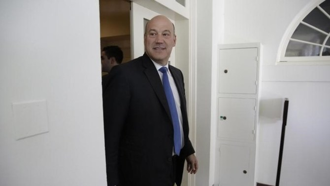 Trump Adviser Gary Cohn Explains Why He Is Sticking Around