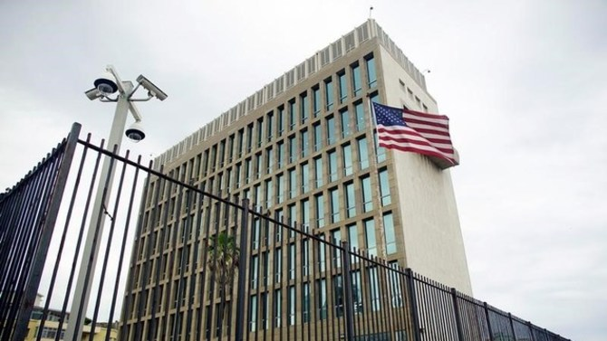 United States diplomats in Cuba suffered brain injuries in 'sonic attack'