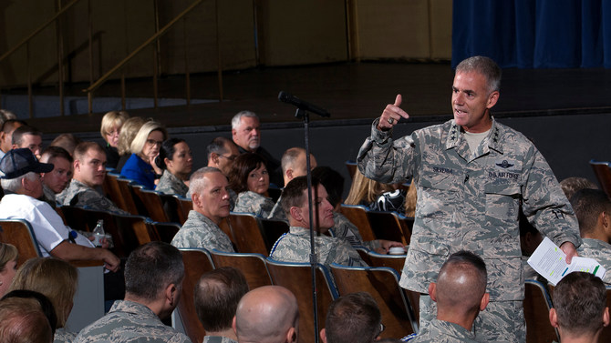 Air Force Academy Superintendent Addresses Racial Incident
