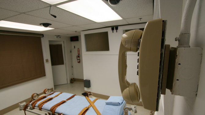 Inmate's execution halted after OH officials fail to find his vein