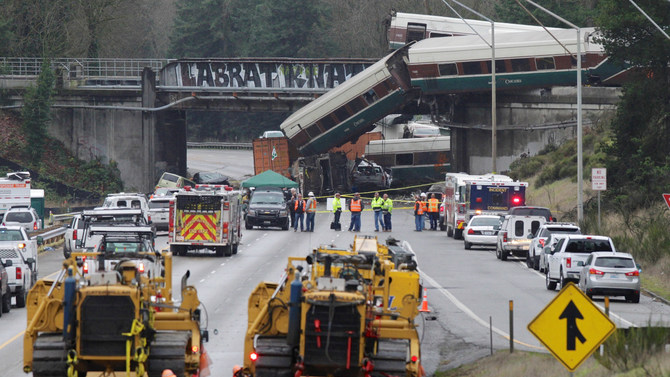 Amtrak Train Was Traveling 50MPH Above Speed Limit Before Fatal Derailment