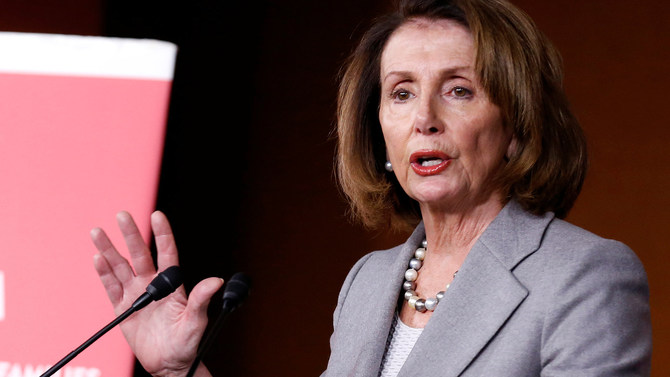 Nancy Pelosi. REUTERS  Joshua Roberts