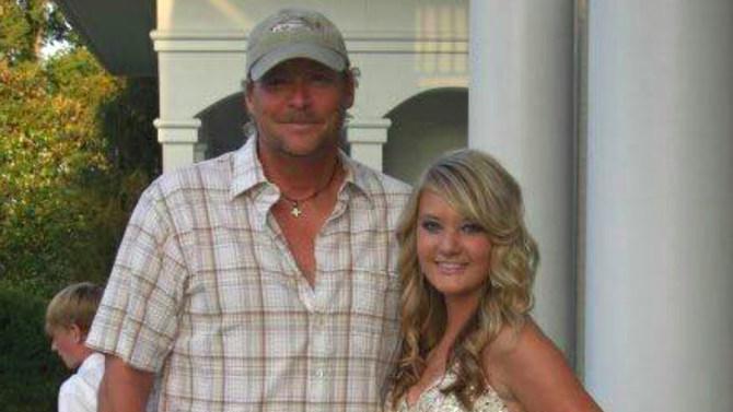 Alan Jackson's Daughter Shares Touching Tribute To Dad