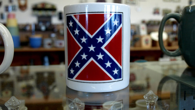 Woman Confronts Store About Confederate Rugs Video