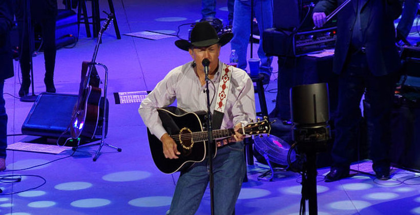 singer george strait opens up about faith tragic loss